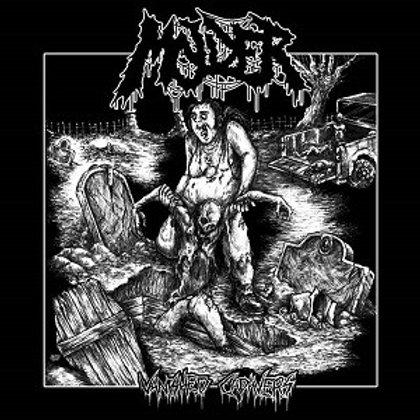 Molder - Vanished Cadavers CD