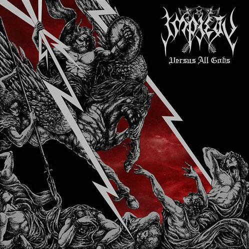 Impiety - Versus All Gods CD