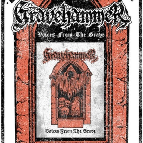 Gravehammer  - Voices From the Grave CS