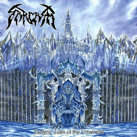 Sarcasm – Esoteric Tales of the Unserene CD