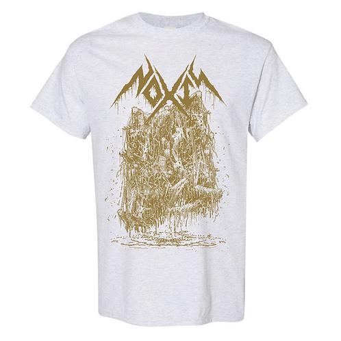 Noxis - Expanse of Hellish Black Mire T-Shirt (Large)