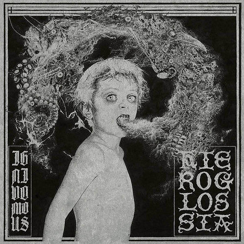 Ignivomous - Hieroglassia CD