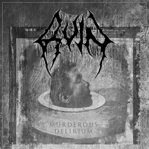 "The Ruin Death Metal Cult - Murderous Delirium Flexi 7"""