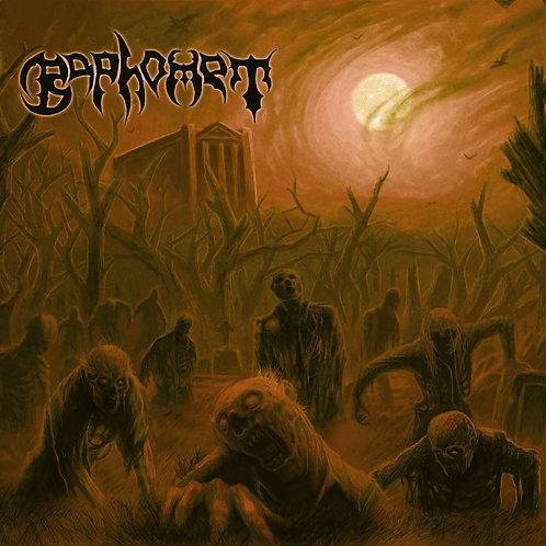 Baphomet - Death In the Beginning CD