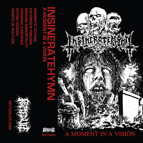 Insineratehymn - A Moment In A Vision CS
