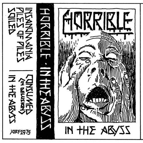 Horrible - In the Abyss CS