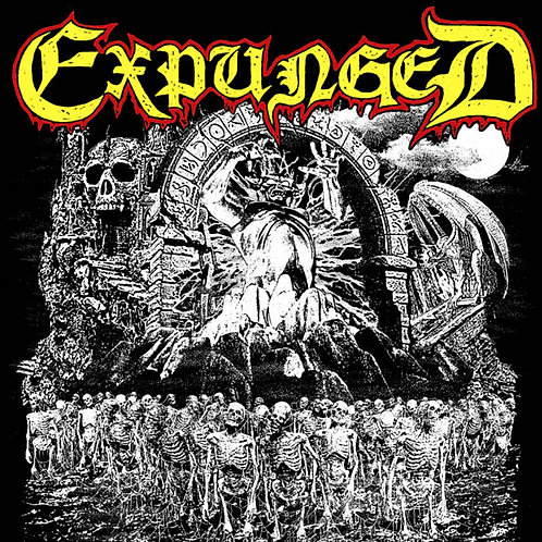"""Expunged - Expunged 12"""" LP"""