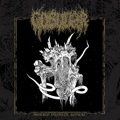 Gosudar - Morbid Despotic Ritual LP (Black Vinyl)