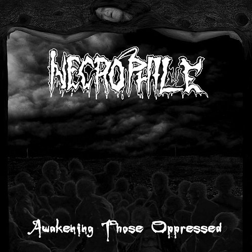 Necrophile - Awakening Those Oppressed LP (Clear Vinyl)