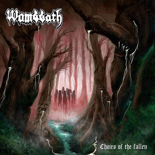 Wombbath - Choirs of the Fallen CD