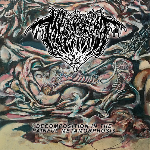 Mvltifission - Decomposition In the Painful Metamorphosis CS