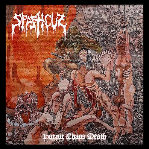 Spasticus - Horror Chaos Death CS