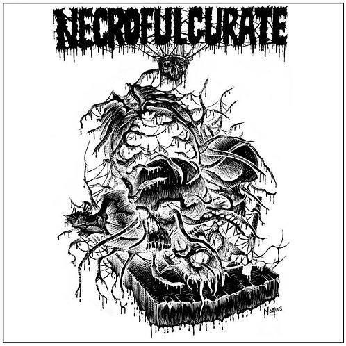 Necrofulgurate - Putrid Veil mCD