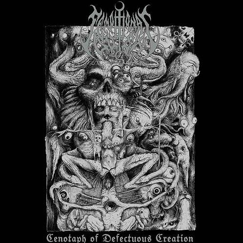 Sempiternal Dusk - Cenotaph of Defectuous Creation LP