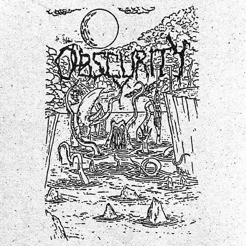 Obscurity - Demo1992 LP