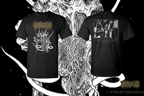 Gosudar - Morbid Despotic Ritual T-Shirt (Small)
