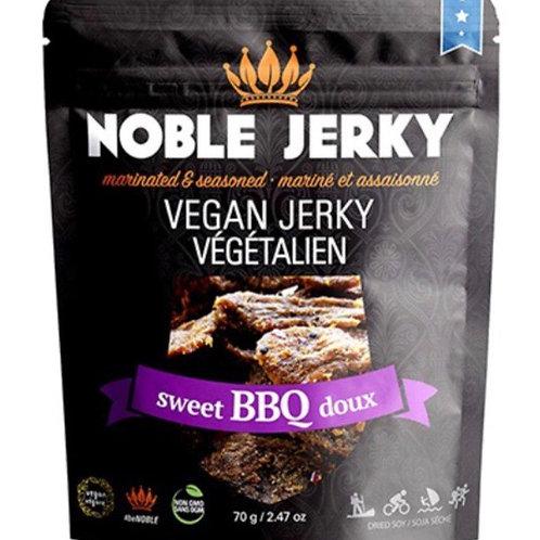 Noble Jerky - Sweet BBQ 70g