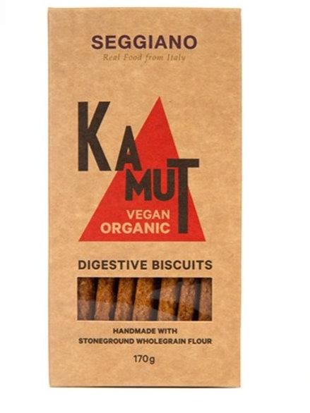 Kamut Khorasan Biscuits 170g