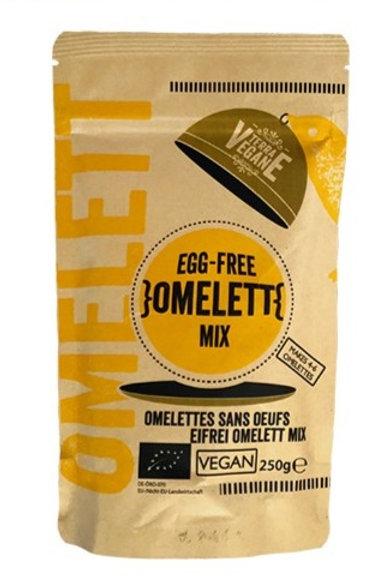 Terra Vegane Egg Alternative • Omelette Mix 250g