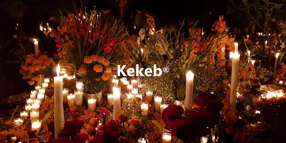 Kekeb: Escapada Noche de Muertos, Michoacán