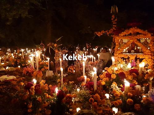 Noche de Muertos. Desde $2548 por persona en Hab Cuádruple. Noviembre V 1 al D 3