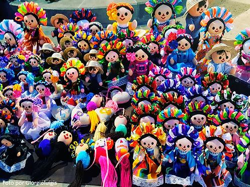 Feria de la Muñeca más Huichapan. Noviembre, 1 día: D 17, L 18