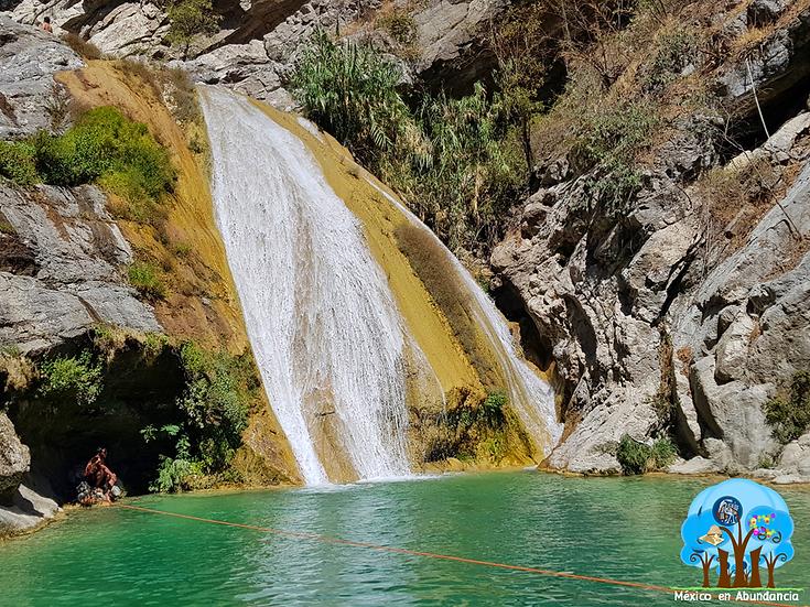 Cascada El Aguacate, 1 día ¡Un paraíso!