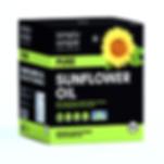 Simply Simple Pure Sunflower Oil 15L (BI