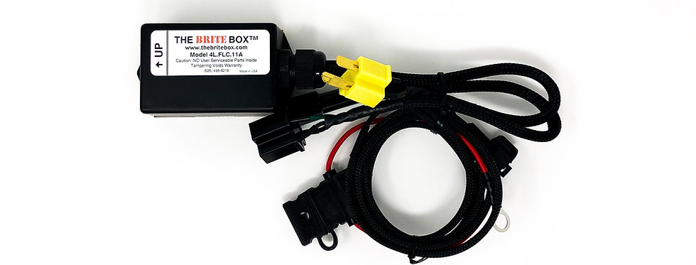 The Brite Box for Ford Focus