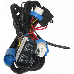 9004 - 9007 Heavy Duty Headlight Relay Harness