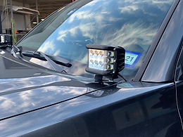 2016-2020 Toyota Tacoma Low Profile Ditch Light Combo