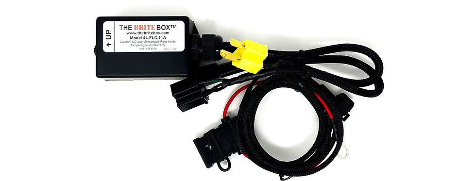 The Brite Box for Jeep Wrangler
