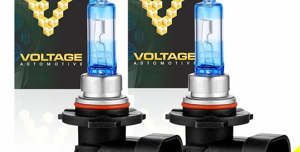 9005 HB3 Night Eagle Headlight Bulb Brighter Upgrade Replacement (Pair)