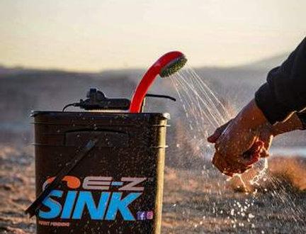 Compact 5 Gallon EZ-Sink