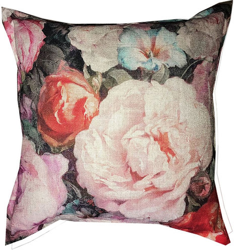 Scatter Cushion - Baroque roses