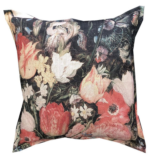 Scatter cushion - Baroque Floral