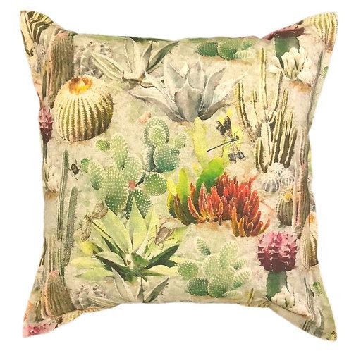 Scatter Cushion - Cactus Jade