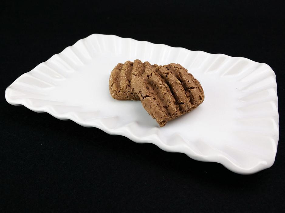 Biscotti al cacao per la colazione - SENZA GLUTINE