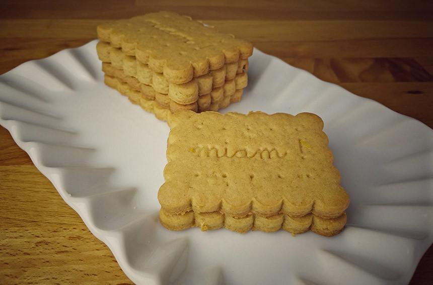 Biscotti di frolla - miam!
