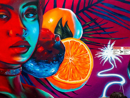 Art for Everyone: Urban Murals in Downtown Phoenix