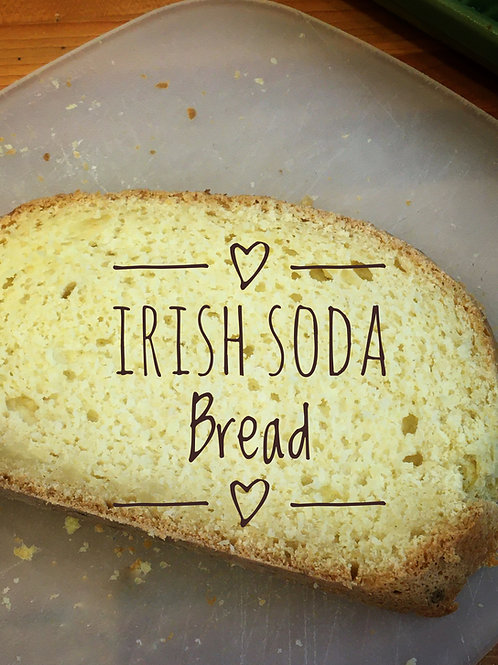 Irish Soda Bread (local pick up)