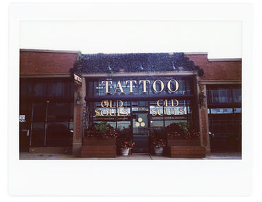 Old Souls Tattoo Parlour
