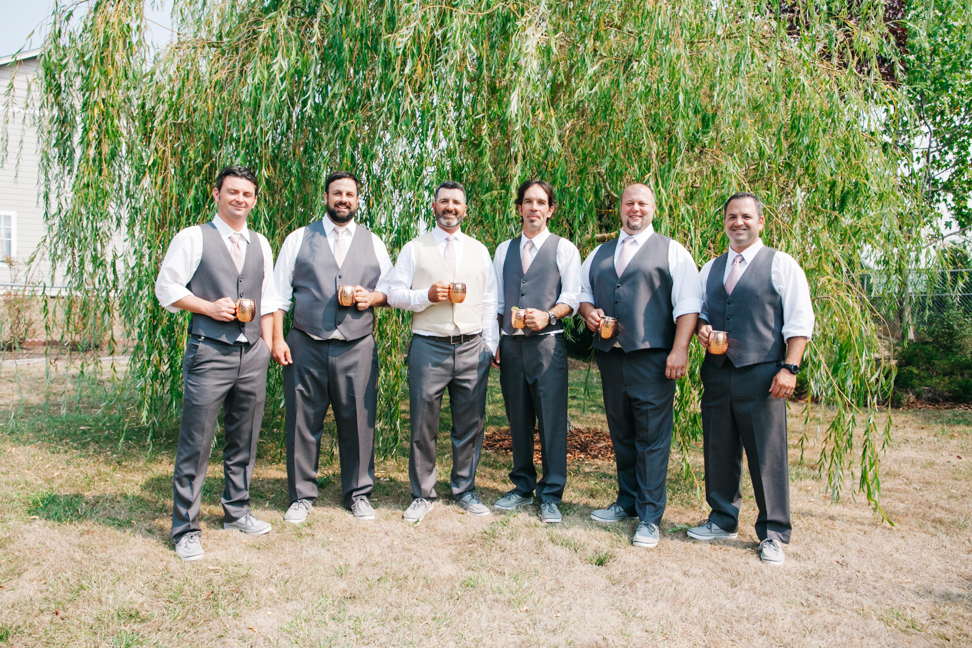 Katheryn Moran Photography Bellingham Backyard Wedding-12.jpg