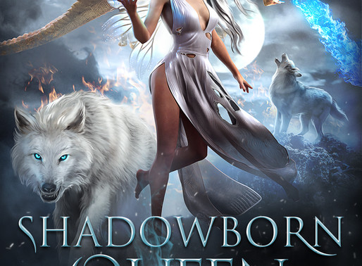 Cover Reveal: Shadowborn Queen