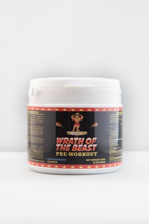Wrath of the Beast Pre Workout
