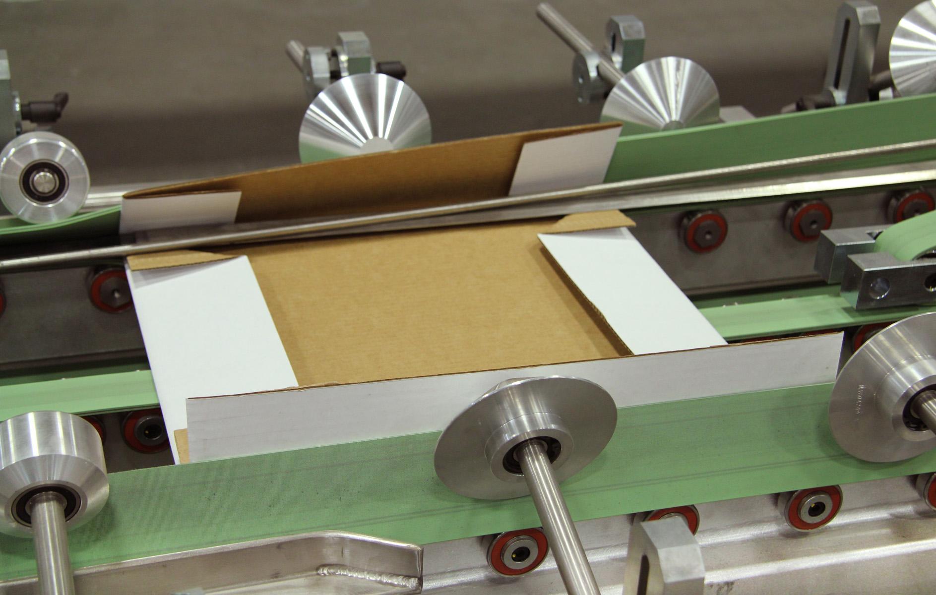 Specialty Folder Gluers