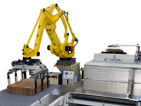 Materials Handling Solutions for the Box Plant