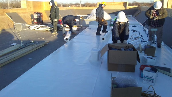 Arby's new roof in Salina 1-2-18.jpg