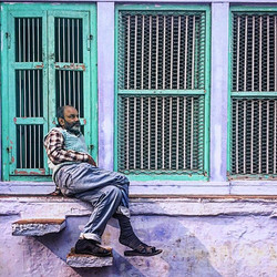 De boas 😌 #varanasi #india #portraits #slc_purple #deumatch