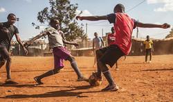 Futebol Arte ⚽️🌪 #kibera #africa #kenya